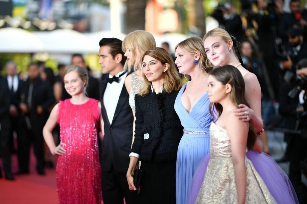 Sofía Coppola, tercera mujer en ganar la palma de oro en la historia del festival de Cannes
