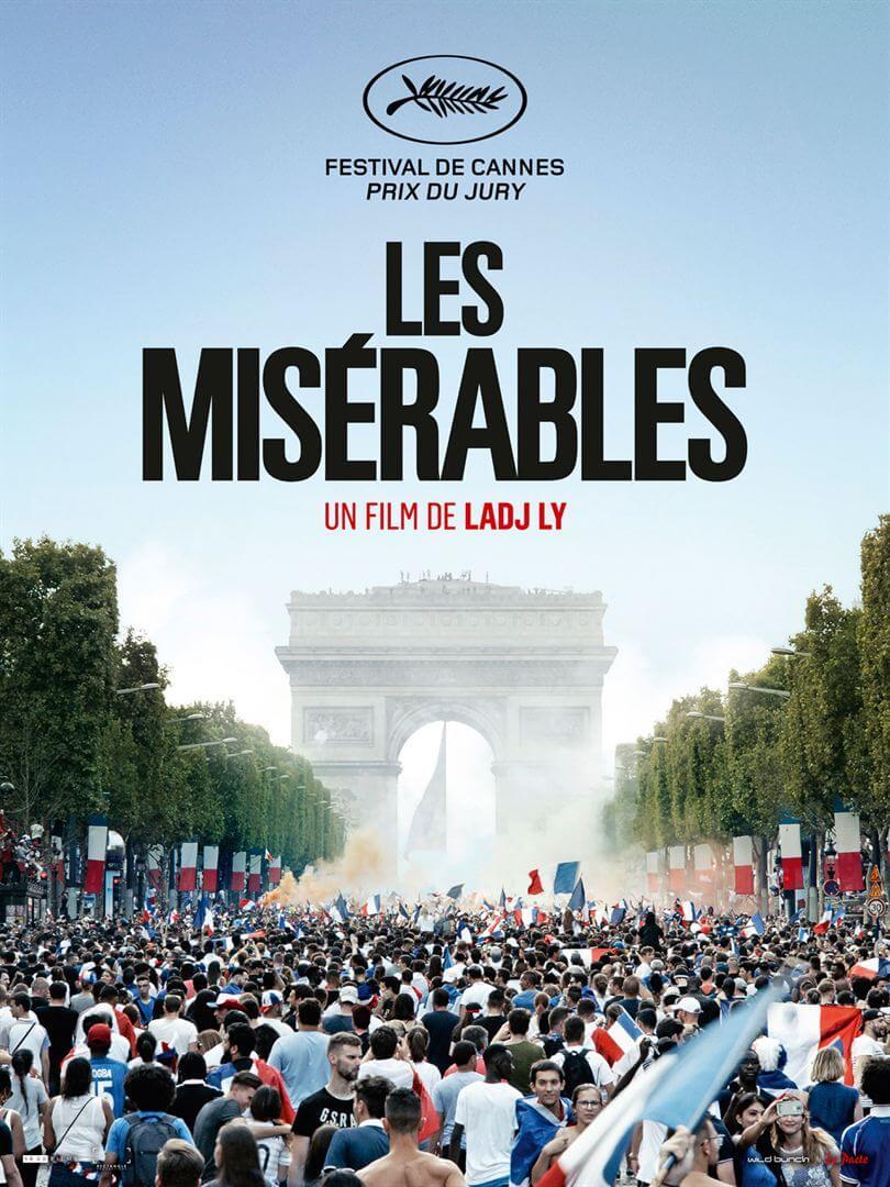 Cartel de Les Misérables (VOSE)