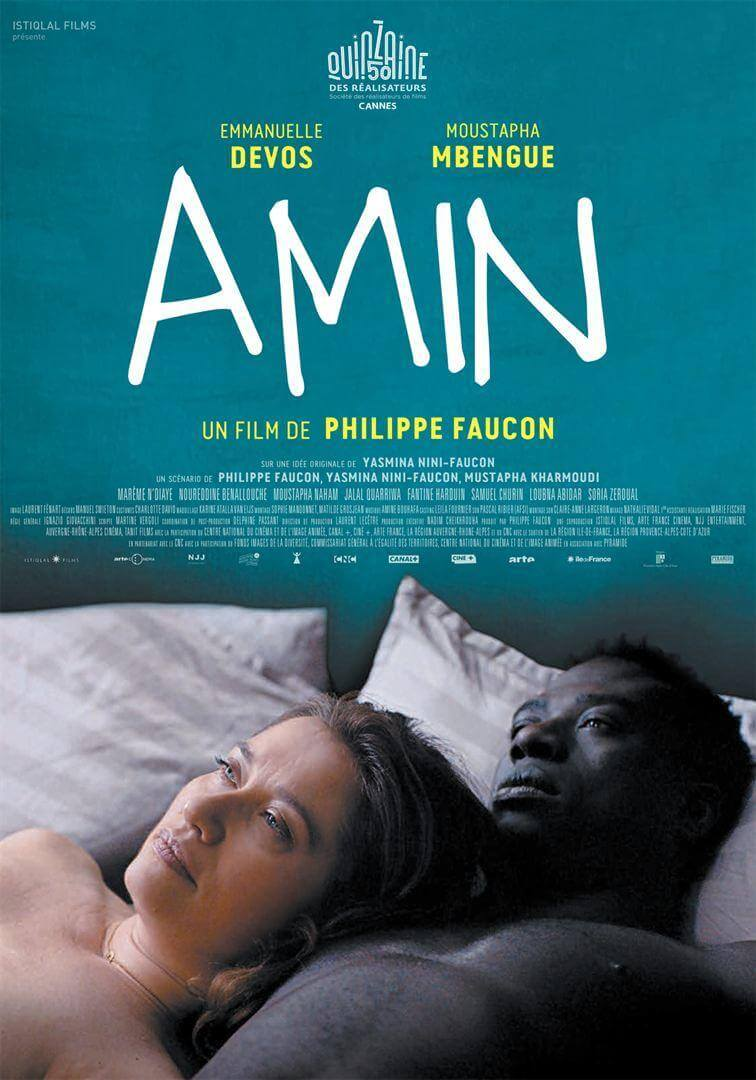 Cartel de Amin (VOSE)
