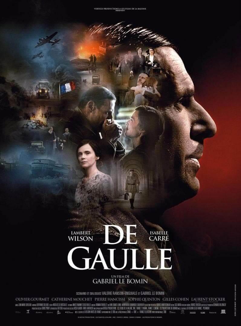 Cartel de De Gaulle (VOSE)