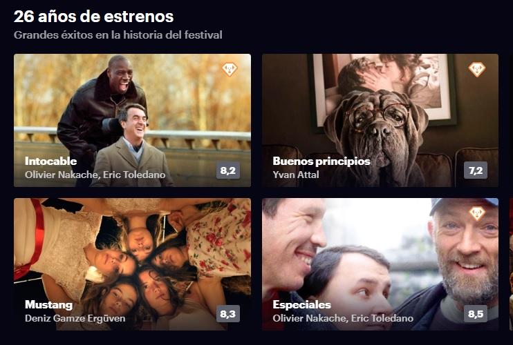 filmin festival de cine francés de Málaga