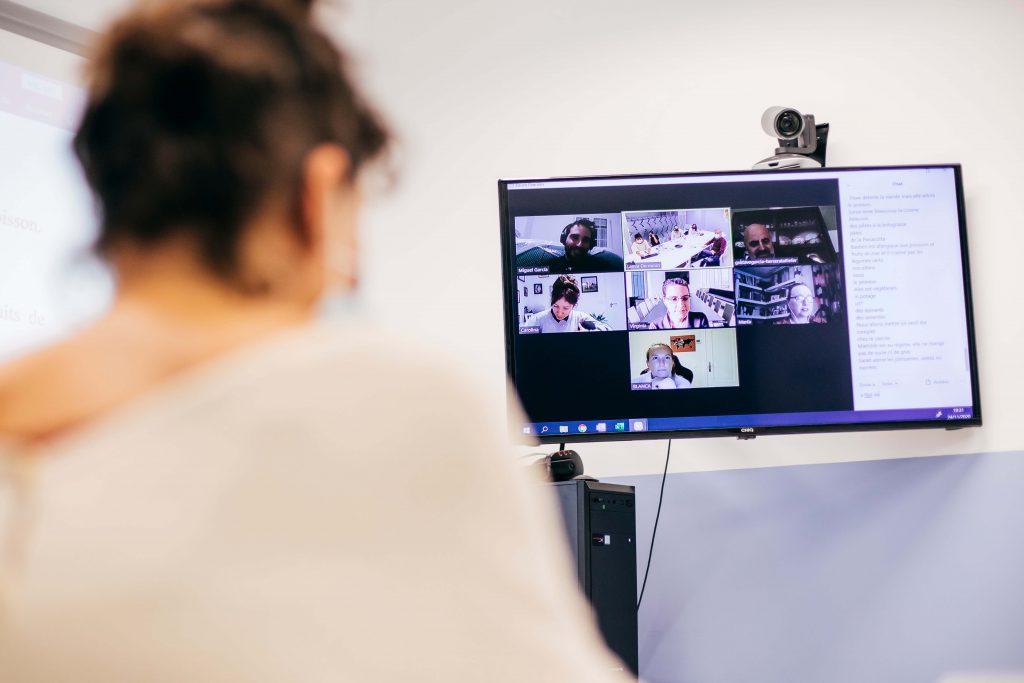 curso de francés online en la Alianza Francesa de Málaga