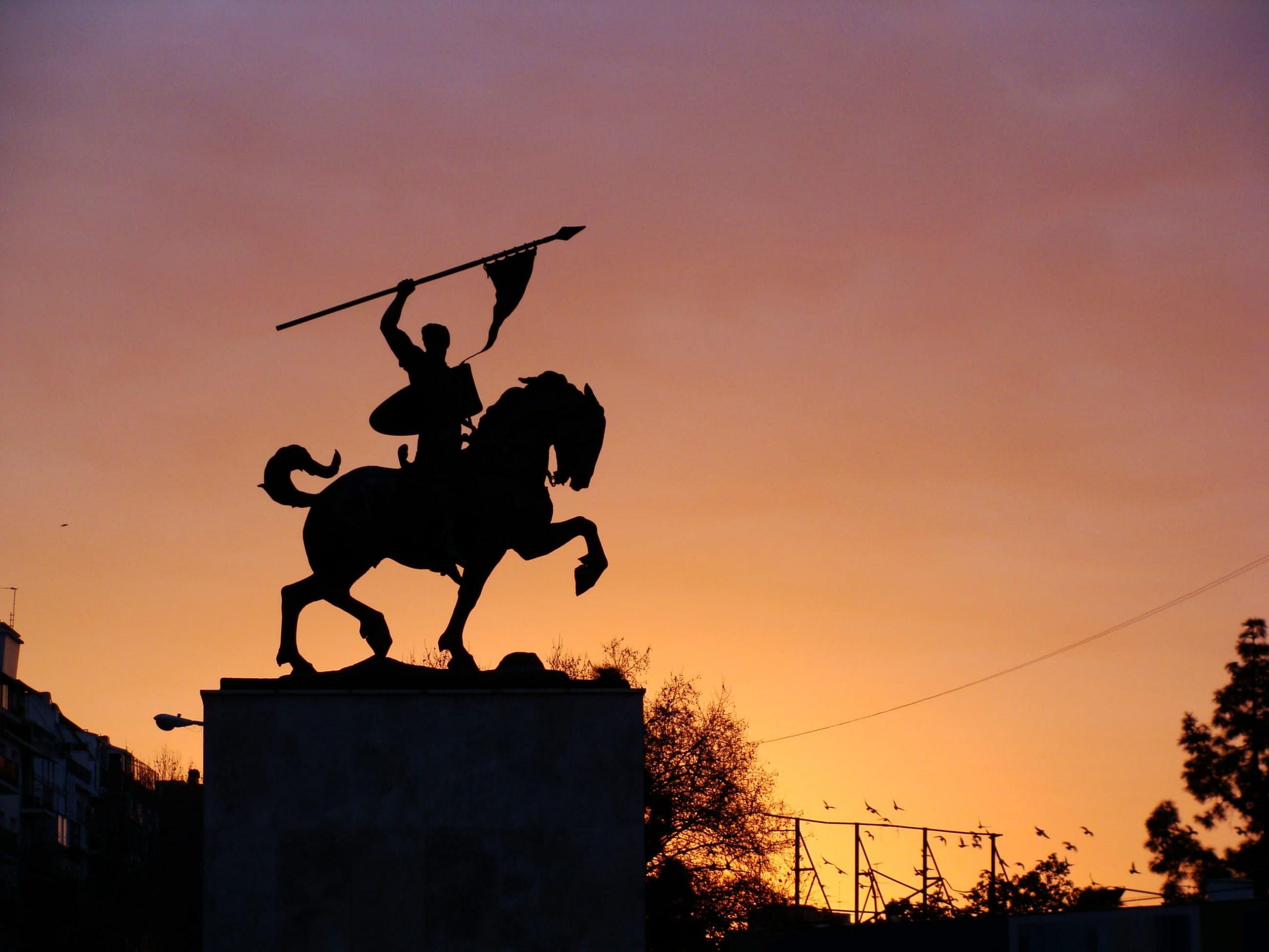 El Cid y La Chanson de Roland son los dos máximos exponentes de la épica medieval