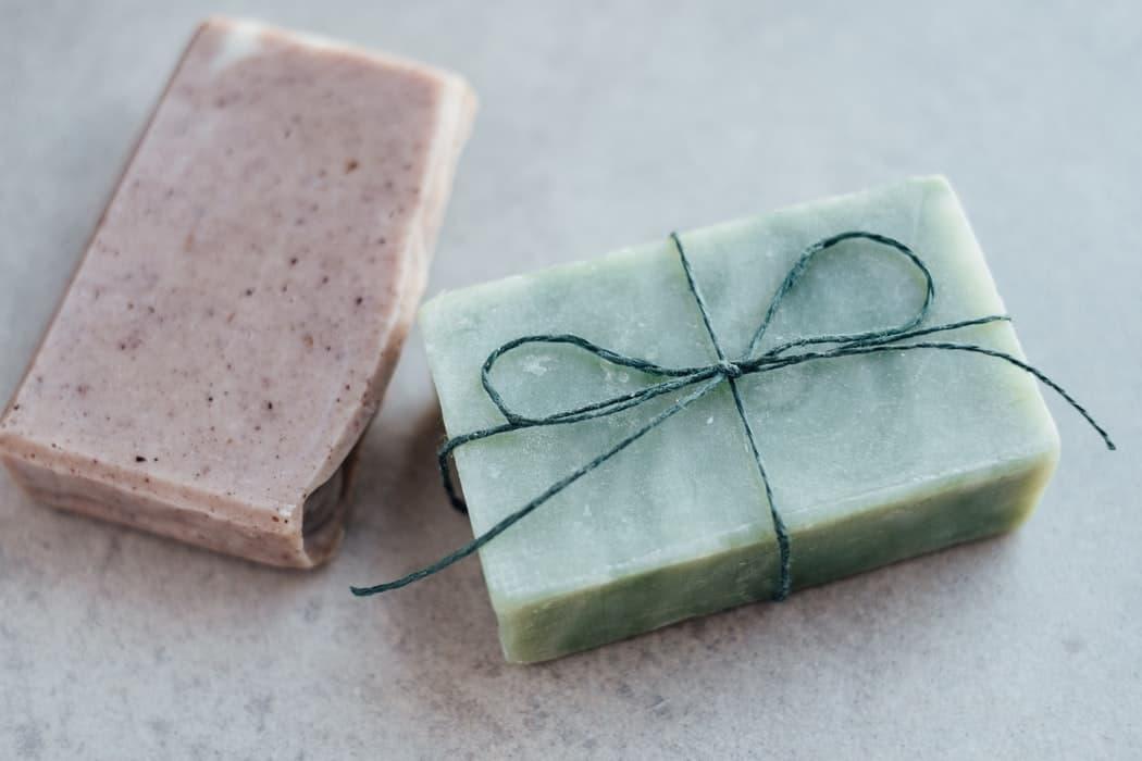 Aurélie propone regalar en Navidad una pastilla de jabón de Marsella