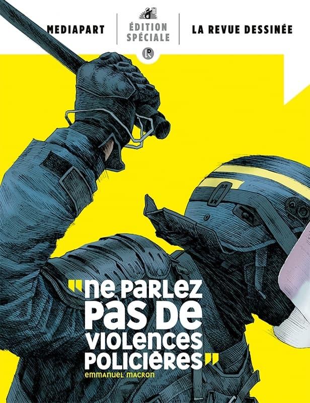 La Revue Dessinnée es una revista francesa en formato cómic de actualidad