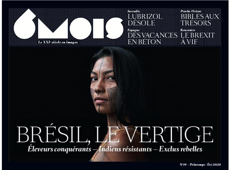 6Mois es una revista de fotoperiodismo con sede en Francia pero autores internacionales