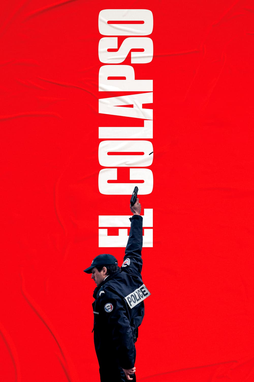 """Imagen promocional de la miniserie francesa """"El colapso"""""""