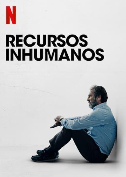 """Poster promocional de la serie francesa """"Recursos inhumanos"""""""