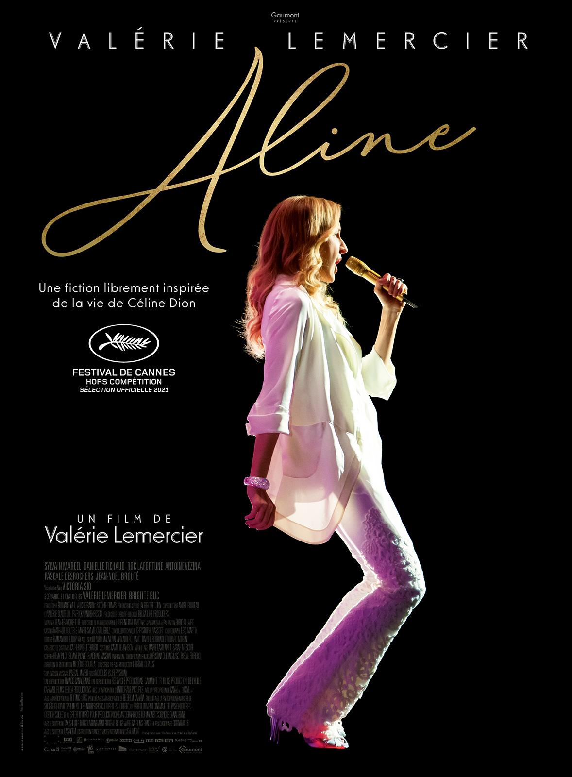 Cartel de Aline (VOSE)